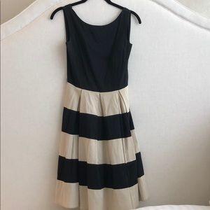 Kate Spade Sailor Dress Navy Blue/Off White